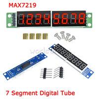 8-Digit LED Display MAX7219 7 Segment Digital Tube For Arduino Raspberry Pi
