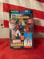 2006 Toy Biz Marvel Legends Captain Britain Giant Man Series New and Sealed