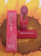 "Bare Minerals Pop of Passion ""ROSE PASSION"" Lip Balm Full Size -3.1g. -NIB"