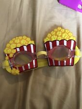 Popcorn Design Child Swim Goggles Age 4 And Up