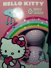 Hello Kitty Golf Balls  30 Count Collectible or Party