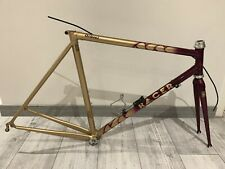 RACER Orbiel Columbus EL Frame And Fork 52x53.5cm. Excellent Condition