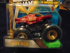 IRON MAN  2018  Hot Wheels Monster Jam Truck
