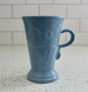 Fiestaware Periwinkle Pedestal Mug NEW