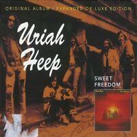 URIAH HEEP - SWEET FREEDOM  CD NEU