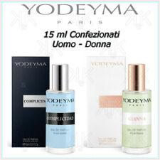Profumi donna profumo uomo originali Yodeyma spray 15ml equivalenti confezionati