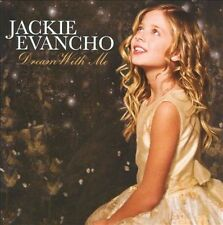 JACKIE EVANCHO Dream With Me CD BRAND NEW