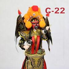 C-22 China Peking Oper chinesisch Puppe Figur Seide 31 cm Neu Geschenkidee OVP