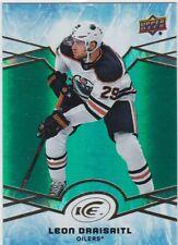 Leon Draisaitl 2019/20 Upper Deck Ice Hockey Trading Card, (Green)