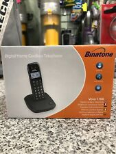 Binatone Veva 1700 Single Cordless DECT Digital Telephone