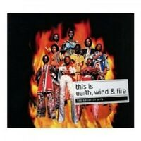 EARTH,WIND & FIRE - THIS IS EARTH,WIND & FIRE-THE BEST OF) CD 17 TRACKS POP NEW