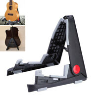 Portable Support Folding Stand Foldable For Music Electric Ukulele Violin Tool