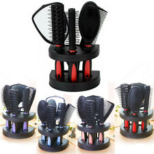 5pcs Salon Hair Brush Hair Styling Comb Set For Women And Men Makeup Tool Set RL