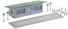 Faller 130172 H0, LKW-Waage mit Bürogebäude, Epoche III, Bausatz, Neu