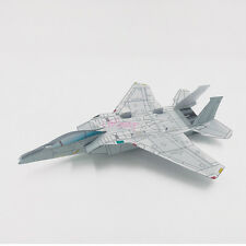 Hand-made DIY F15 Fighter Bombers Model Building Printing Paper Origami Plane