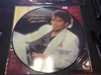 MICHAEL JACKSON - THRILLER LP PICTURE DISC NEW MINT SEALED 2018