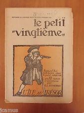 Tintin - Petit Vingtième - n°45 du 05/11/1931 - 24 pages - TBÉ!!!
