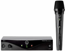 Akg Perception Wireless 45 Vocal Handheld Uhf Wireless Microphone Mic System