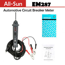 Allsun EM287 Auto Electric Circuit Tester Car Electrical System Tester 2V/24V DC