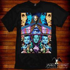 Bill Murray T-shirt collage art