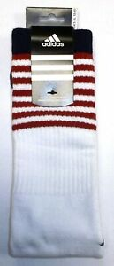 adidas MLS Crew Socks - Mens 12-15 - 1 Pair - New with Tags