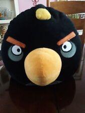 Angry Birds Black Pillow Plush