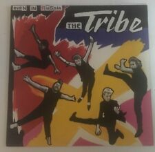 "THE TRIBE - Even In Russia (extended Remix) - 12"" 45 Rpm"