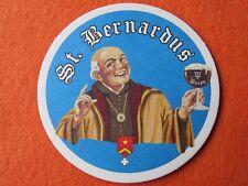 Beer Collectible Coaster: St. Bernardus Brouwerij Co ~ Watou, Belguim Since 1992