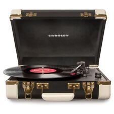 Crosley Executive Turntable Record Player Black