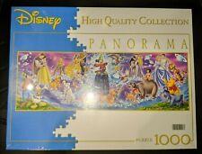 Disney Princess Panorama Jigsaw 1000 pieces