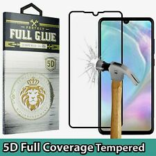 5D Gorilla Full Coverage Tempered Glass Screen Protector For Huawei P30 PRO 2019