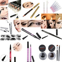 Beauty Makeup Eyeliner Waterproof Liquid Gel Cream Eye Liner Pencil Pen Comestic