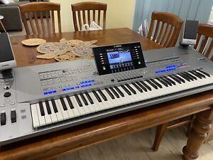 Yamaha Tyros 5 keyboard. 76 Keys.