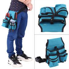 Electrical Tool Bag Waist Hanging Belt Holder f/ Electrician Carpenter Framer GL