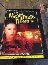 The Nightmare Room -Camp Nowhere (DVD 2002) Amanda Bynes
