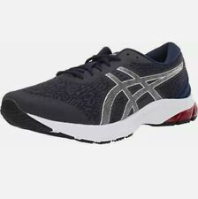 ASICS Men's Gel-Kumo Lyte Shoes, Peacoat/Pure Silver, Size 12.0 Mesh Material