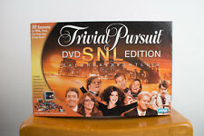 Trivial Pursuit DVD SNL saturday Night Live Edition Board Game - 30 Seasons