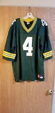 Vintage Brett Favre Green Bay Packers Nike Jersey Adult XL