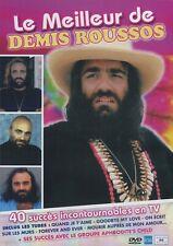 Demis Roussos : Le Meilleur de Demis Roussos / Best of (DVD)