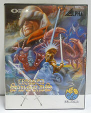 CROSSED SWORDS  - SNK NEO GEO NEOGEO AES JAPAN ROM RARE