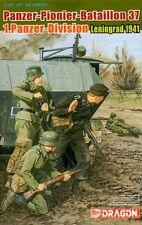 DRAGON 6651 1/35 Panzer-Pionier-Bataillon 37, 1.Panzer-Division (Leningrad 1941)