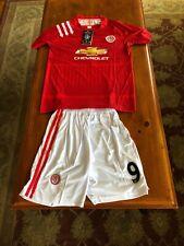 Adidas Manchester United Jersey Zlatan (YOUTH) Size 28 NWT