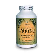 Catie's Gluten Free Organic Greens  ~ 11.5oz Powder