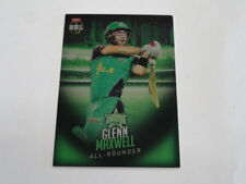 2017/18 TAP N PLAY BBL PARALLEL CARD NO.088 GLENN MAXWELL MELBOURNE STARS