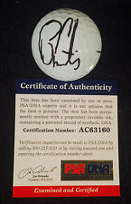 Ben Curtis Golf Ball Signed Autograph PSA/DNA