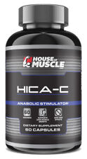 House Of Muscle HICA-C - Non-Hormonal Muscle Growth Stimulator - 60 Capsules