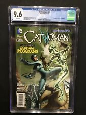 Catwoman #23 First Appearance of New Joker's Daughter CGC 9.6