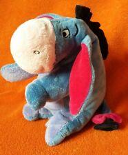 "M&S Marks & Spencer Eeyore Donkey Winnie the Pooh Soft Toy Plush 9"" Vintage"