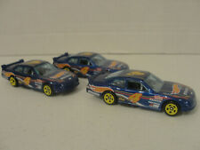 2020 Hot Wheels #209 L Case 2010 Blue Chevy Impala HW Race Team 3 Lot Loose