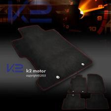 [Custom Fit] For 2006-2010 Honda Civic 2Dr FG Coupe Black Carpet Floor Mats